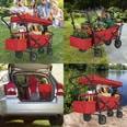 Prima Garden Bollerwagen faltbar rot
