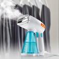 Cleanmaxx Dampfglätter faltbar 1200W türkis/weiß