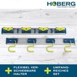 Hoberg Geräte-Wandhalterung für 11 Geräte