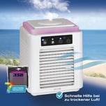 Easymaxx Klimagerät mit Aktivkohle-Filter weiß