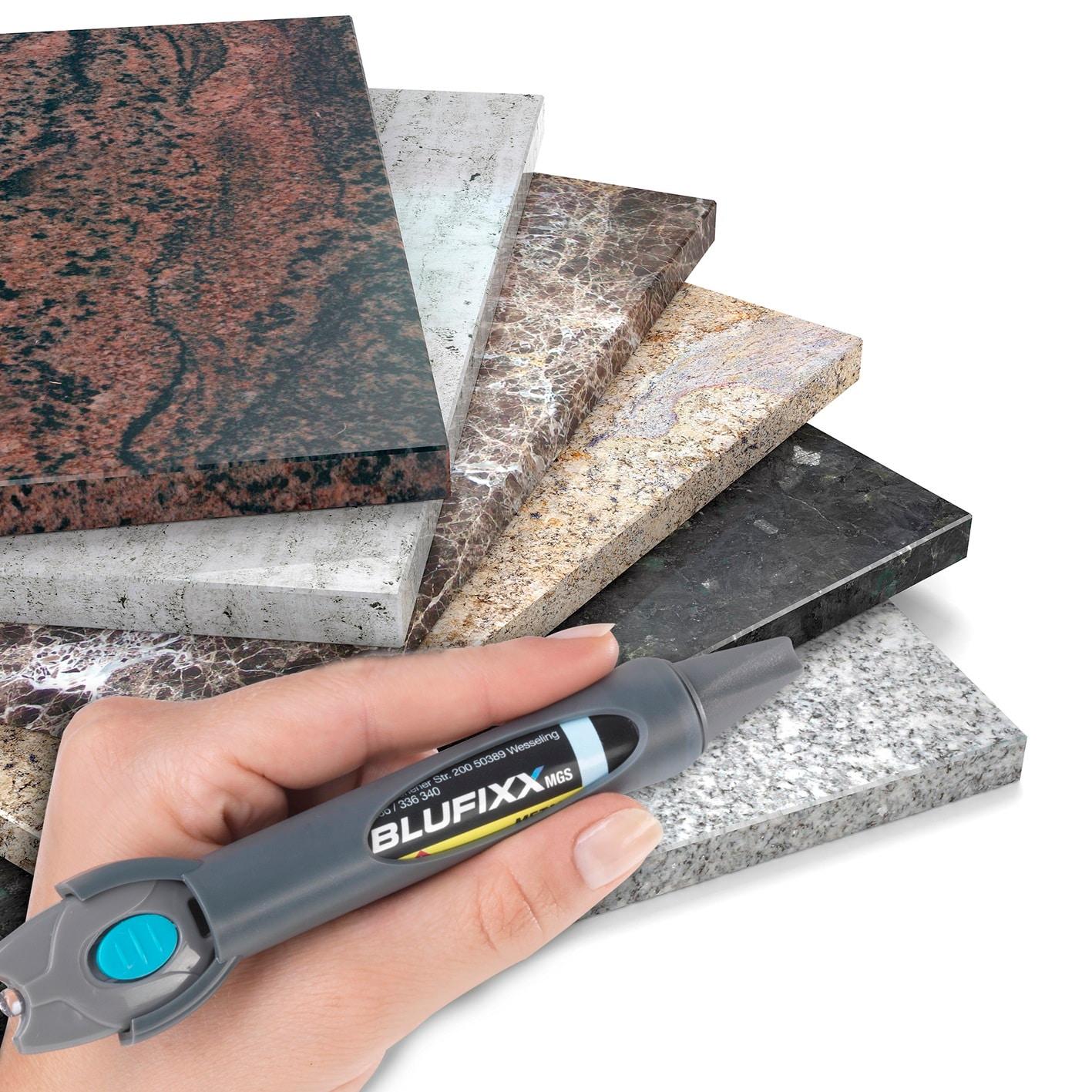BLUFIXX Reparaturstift Metall & Glas & Stein (5 g)