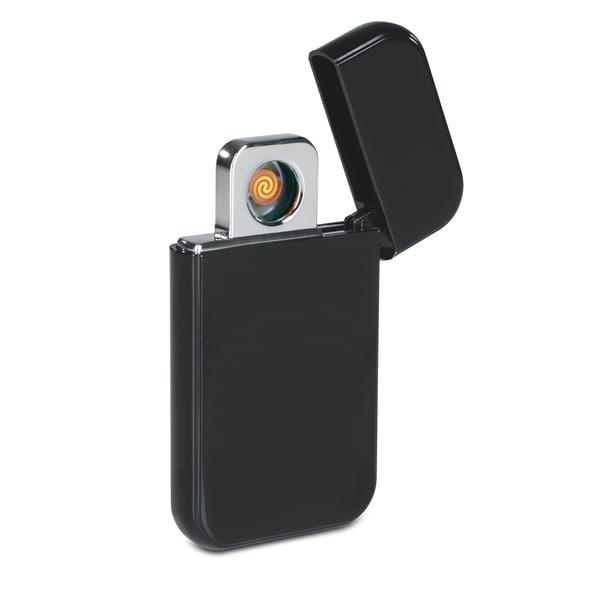 EASYmaxx USB-Feuerzeug mit Glühspirale 3,7V - 200mAh - schwarz