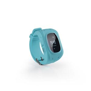 EASYmaxx Armbanduhr Kids Smart Watch OLED in Hellblau