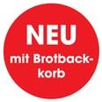 Gourmetmaxx Heißluft Fritteuse 2,2l & Brotbackkorb 1,6l weiß