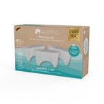 yucona Wasserfilter Nachfüllset - 3er-Set Filtertaschen