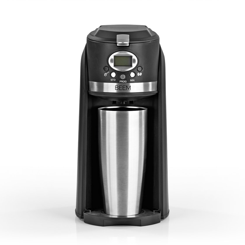 BEEM Single-Kaffeemaschine Grind & Brew 2 Go