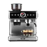 BEEM ESPRESSO-GRIND-PROFESSION Espresso-Siebträgermaschine mit Mahlwerk - 15 bar