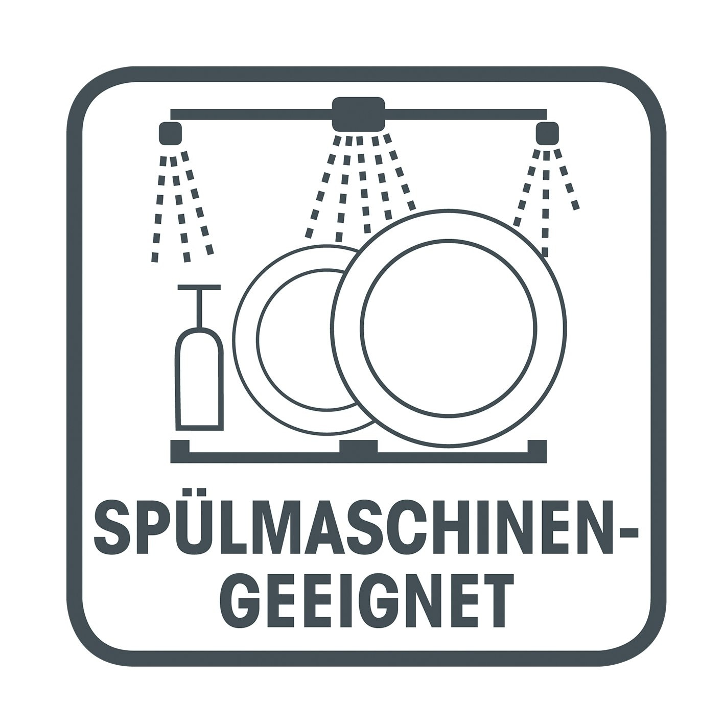 Hoberg Frischhaltedosen 14-tlg. mit 4-fach-Klick-Verschluss - aubergine