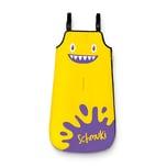 Schmuki Schmutzschutzsack für Kinder - gelb