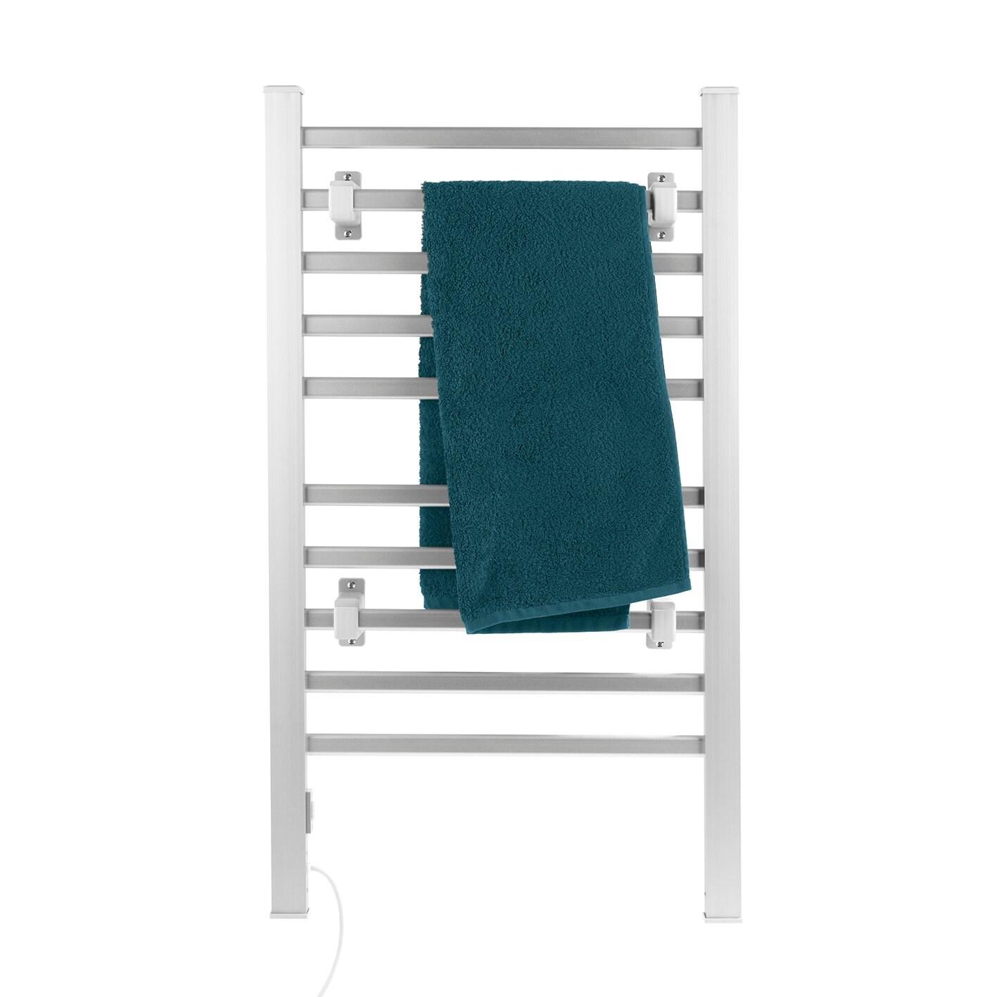 EASYmaxx Handtuchwärmer - Temperatur: ca. 50 °C - weiß