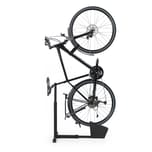 EASYmaxx Fahrradständer vertikal in Schwarz