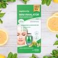 aspUraclip Mini-Inhalator Best of Set 1x fresh, 1x med & 1x relax