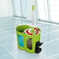 Cleanmaxx Power-Wischmopp limegreen