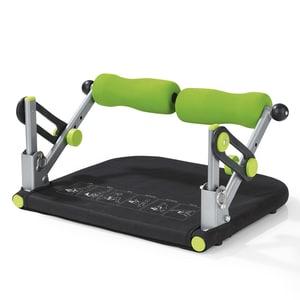 Vitalmaxx Body-Fitnesstrainer Basic 5in1 in Limegreen/Schwarz
