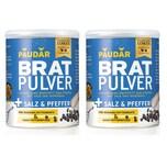 PAUDAR Bratpulver Salz & Pfeffer, 2x 175g