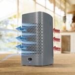 EASYmaxx Luftkühler Kompakt 6V in Anthrazit