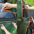 PRIMA GARDEN Gartenabfallsäcke & Kofferraum-Transportsack im Set