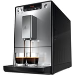Melitta Kaffeevollautomat Solo Silber Schwarz E950-103