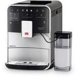 Melitta Kaffeevollautomat Caffeo Barista silber T Smart F 83/0-101