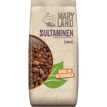 Maryland Sultaninen getrocknet ungeschwefelt Snack Beutel 1Kg