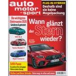 Auto Motor Sport 17/2020 Wann glänzt der Stern Wieder ?