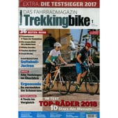 Trekkingbike 1/2018 Im Test Top - Räder 2018