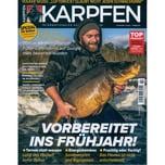 karpfen 2/2021 Vorbereitet ins Frühjahr !