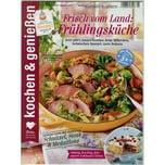 Kochen & Genießen 5/2021 Frühlingsküche