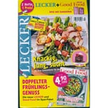 LECKER Bundle 5/2021 Doppelter Frühlingsgenuss