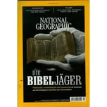 National Geographic 12/2018 Die Bibel Jäger