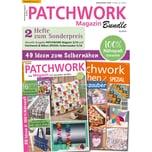 Patchwork Magazin Bundle 1/2019 49 Ideen zum Selbernähen