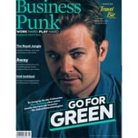 Business Punk 2/2019 Go for Green