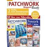 Patchwork Magazin Bundle 1/2020 58 Ideen zum Selbernähen