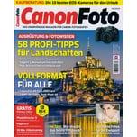 CanonFoto 04/2019 58 Profi - Tipps für Landschaften