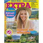 Extra Rätsel 5/2020 Ratespass und Ferienglück