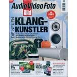 Audio Video Foto Bild 8/2020 Klang-Künstler