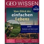 GEO Wissen mit DVD 71/2021 Vom Glück einfachen Lebens
