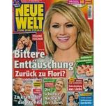 Neue Welt 22/2019 Helene Fischer: Bittere Enttäuschung