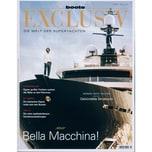 Boote Exclusiv 3/2019 Bella Macchina!