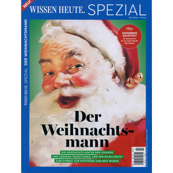 Wissen Heute Spezial 2/2019 Der Weihnachts-mann