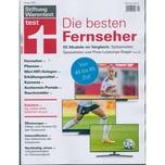 Stiftung Warentest Test 01/2020 Die besten Fernseher