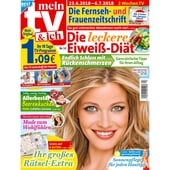 Mein tv & ich 13/2018 Die leckere Eiweiß - Diät