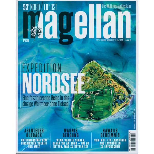 magellan 1/2018 Nordsee