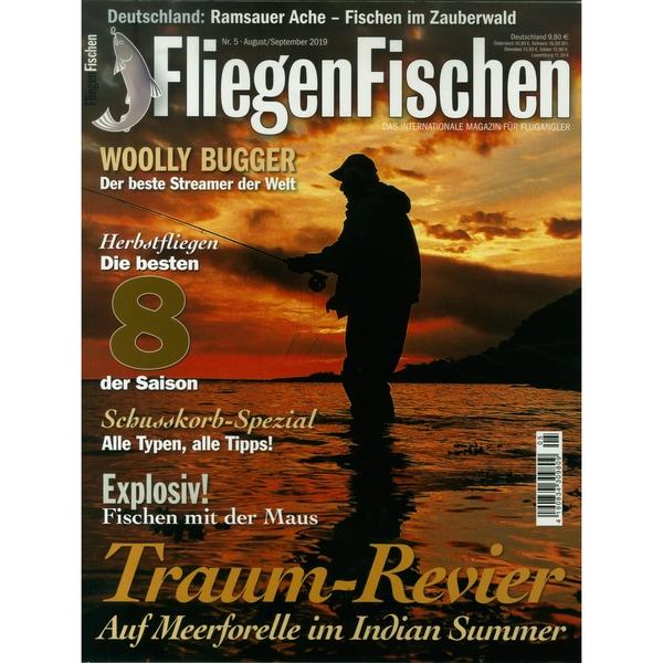 FliegenFischen 5/2019 Traum - Revier