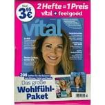 Vital Premium Edition 10/2020 Das große Wohlfühl-Paket