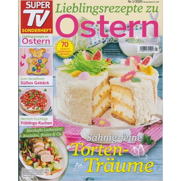 Super TV 01/2020 Torten-Träume