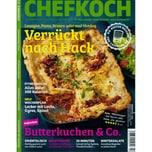 Chefkoch 3/2019 Butterkuchen & Co.