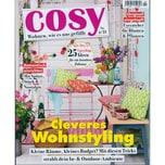 cosy 4/2021 Cleveres Wohnstyling