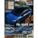 Auto Bild Allrad 11/2020 ID.4 - VWs neuer SUV