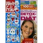 Welt der Frau 2/2019 Jetzt entgiften: Detox - Diät